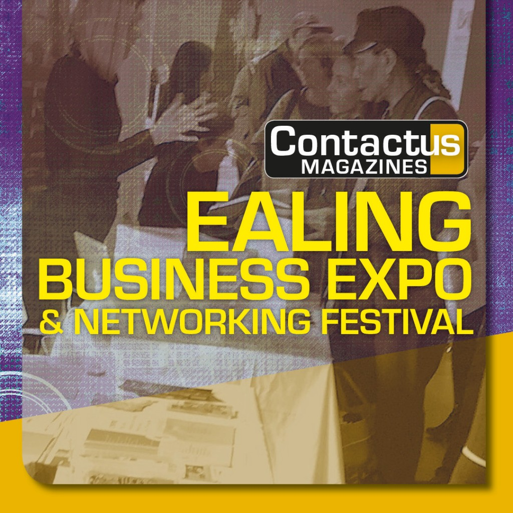 EalingBizExpo - logo for badge