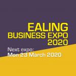 EalingBizExpo2020 logo date
