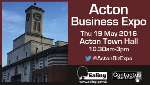 Acton Biz Expo flyer 2