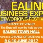 Ealing Business Expo 9-10 Jun 2017 square