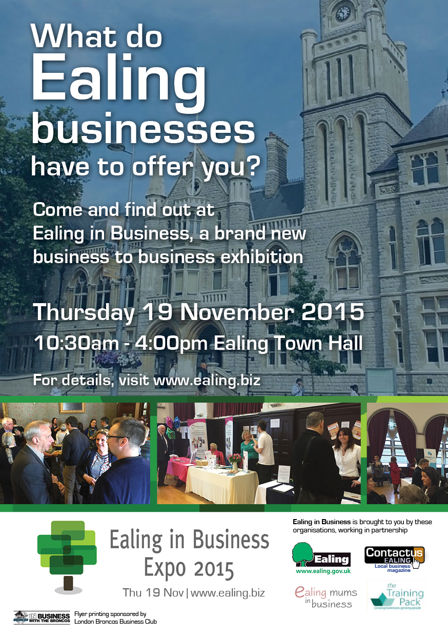 Ealing council business plan